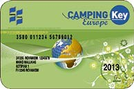 Camping Key Europe, Scandinavian Camping Card