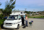 Review of campsites in Greece