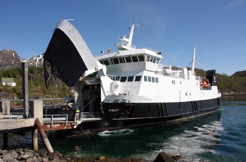 Ferry Norway Islands
