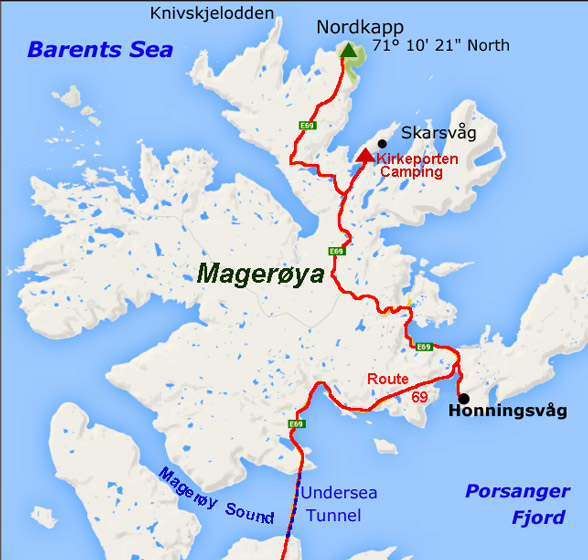 Week 11 Undersea Tunnel To Mager 248 Ya And Nordkapp